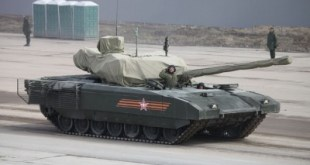 Armata T-14 skriðdrekinn