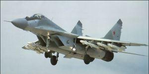 MiG 29 orrustuþota