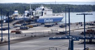 Ferja frá Finnlines
