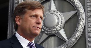 Michael McFaul , fyrrverandi sendiherra Bandaríkjanna í Moskvu.