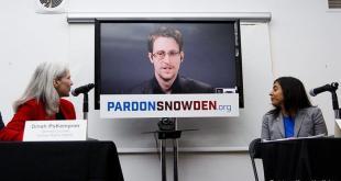 Borgarahreyfingar berjast fyrr sakaruppgjöf Snowdens sem uppljóstara.