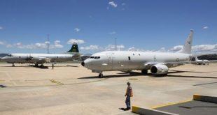 P-8A Poseidon-vélar