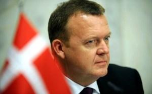 Lars Løkke Rasmussen, forsætisráðherra Dana.
