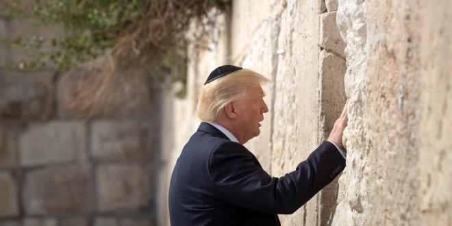 Trump segir að leysa verði Palestínu-deiluna til að mynda bandalag gegn Írönum