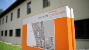 Bundeswehr-háskólinn í München.