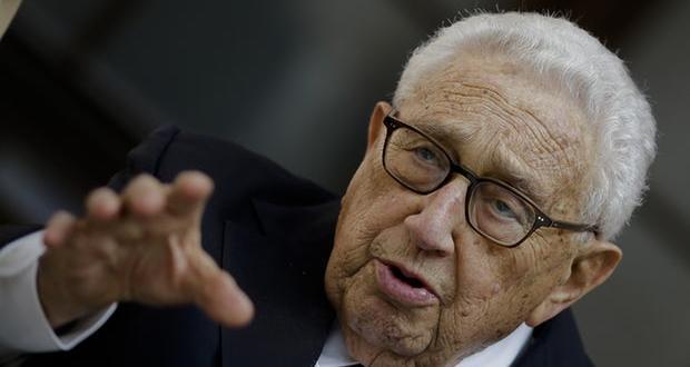 Kissinger bindur vonir við jákvæð áhrif Breta utan ESB á Atlantshafssamstarfið