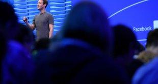 Mark Zuckerberg, forstjóri Facebook, lofar bót og betrun.
