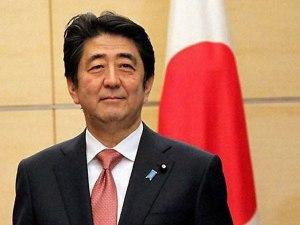 Shinzo Abe forsætisráðherra Japans