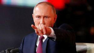 Vladimir Pútín