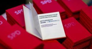 Flokksskírteini SPD