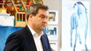 Martin Söder forsætisráðherra