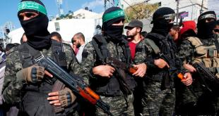Hamas-félagar vilja stríð við Ísrael.