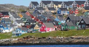 Frá Nuuk á Grænlandi