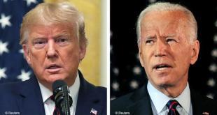 Donald Trump – Joe Biden
