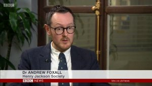 Dr. Andrew Foxall