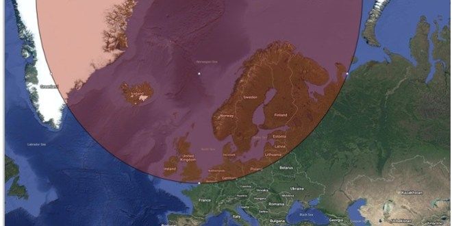 Hernaðarógn í nýrri mynd á N-Atlantshafi