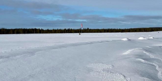 Kínverjar vildu flugvöll í Lapplandi