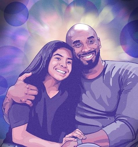 Kobe y Gianna Bryant