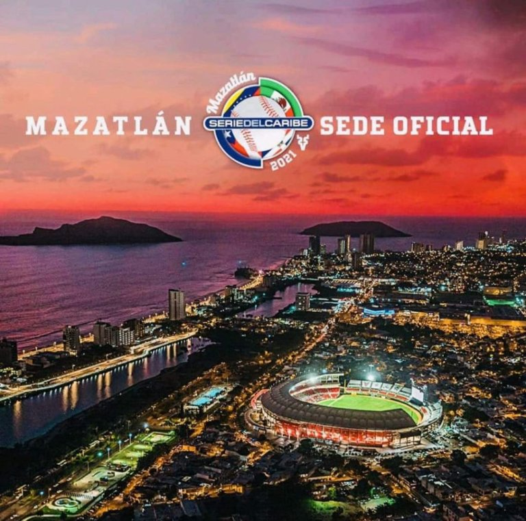 Serie del Caribe 2021 cartel