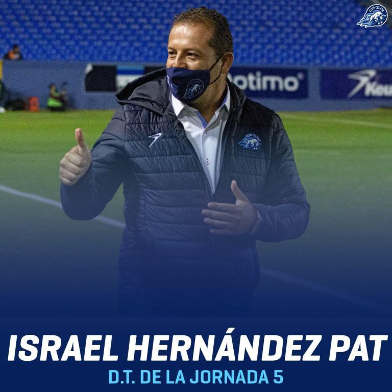 Israel Hernández Pat
