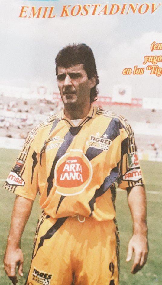 Emil Kostadinov Tigres
