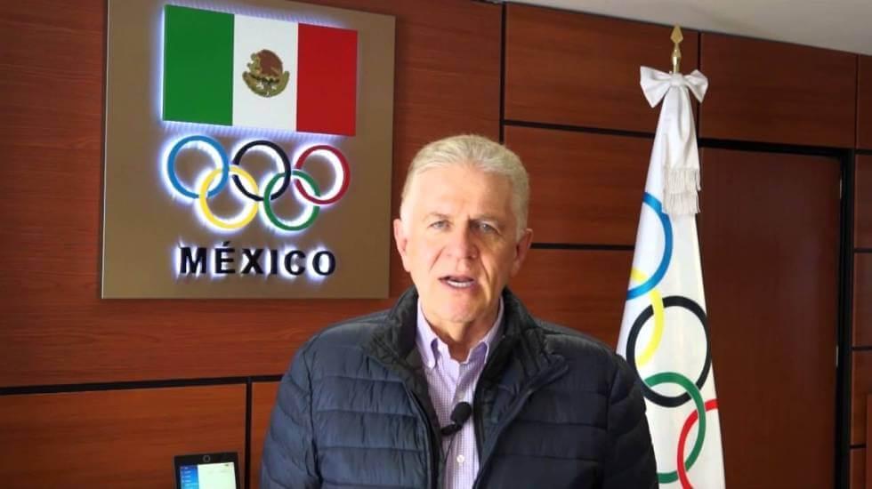 Carlos Padilla, titular del COM