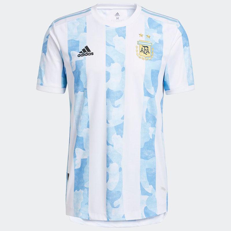 Argentina camiseta 2021