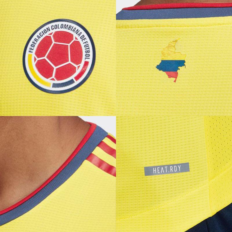 Colombia camiseta 2021