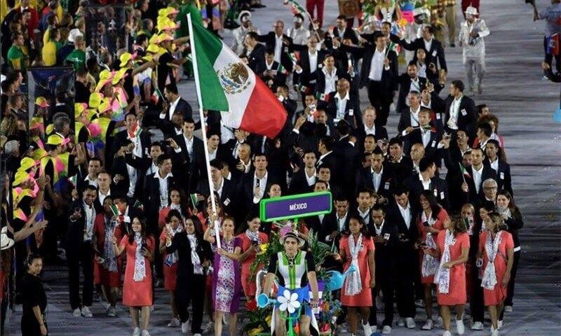 Delegación Mexicana, Río 2016