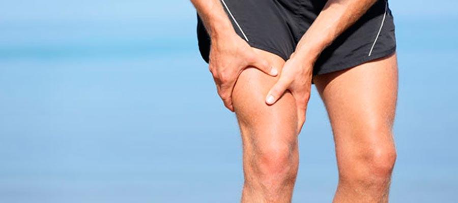 lesión muscular