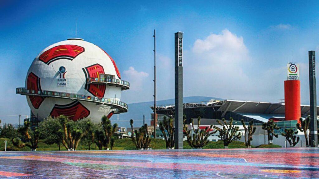 Museo del Futbol, Pachuca