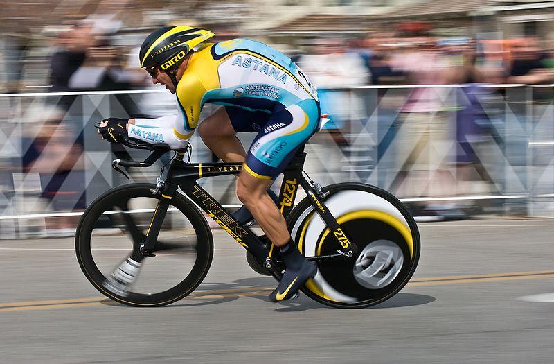 Lance Armstrong Giro de Italia