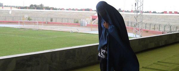 talibán deporte