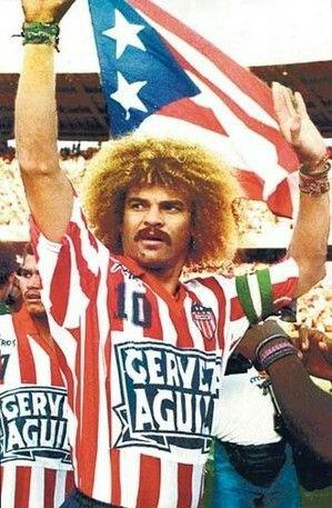 Pibe Valderrama, Atlético Nacional