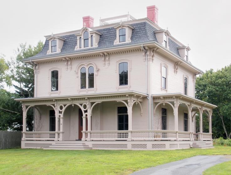 Simes House