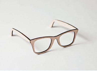 gafas madera