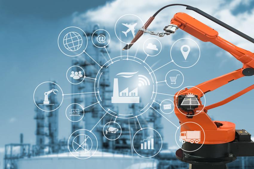 Roboter Smart Factory