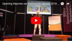 Andreas Varesi Keynote Fair Friends Messe Köln 2018