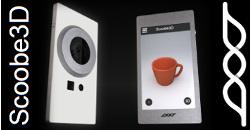 VC unterstützt innovativen 3D-Scanner Scoobe3D