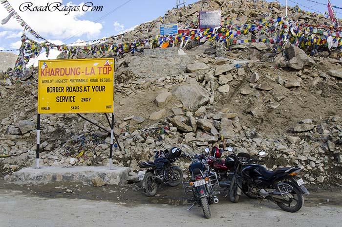 Leh to Khardung La Travel Guide and Road Map - Vargis Khan