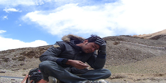 acute mountain sickness in ladakh