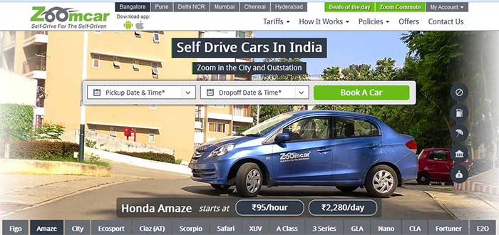 Is Zoomcar And Other Self Driven Taxis Allowed In Ladakh Vargis Khan