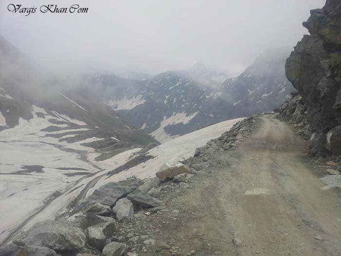 sach pass road status