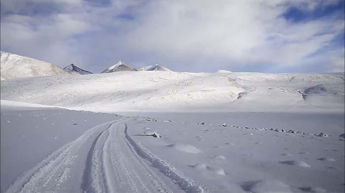 ladakh winter trip