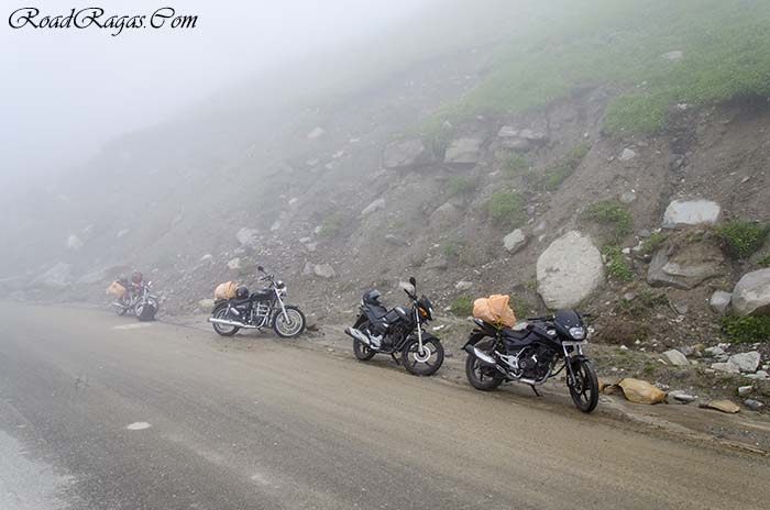 Do you need Rohtang Permits for Motorcycles?