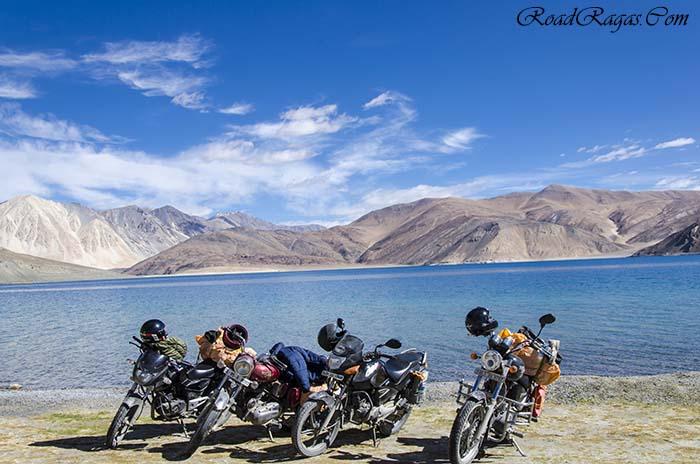 How to rent a motorcycle in Leh - Rates & Procedure - Vargis Khan
