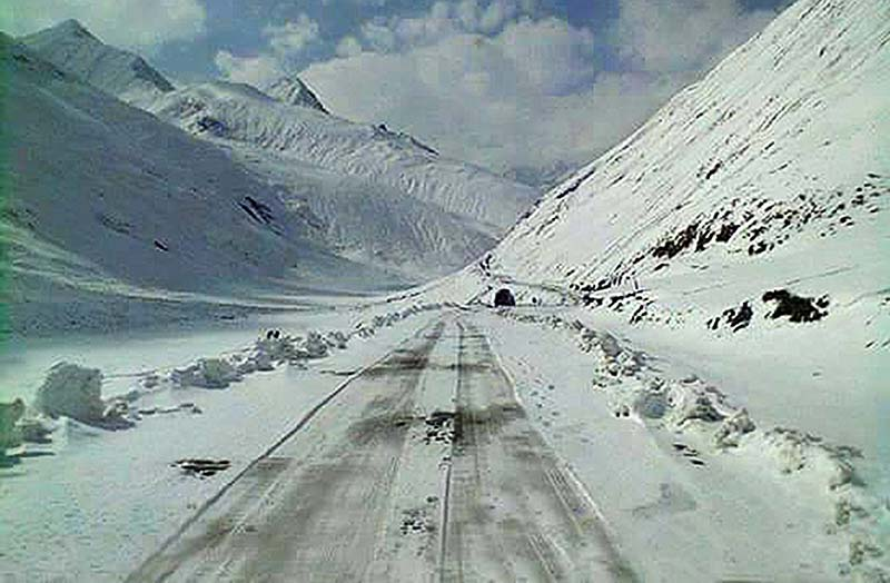srinagar leh highway travel guide