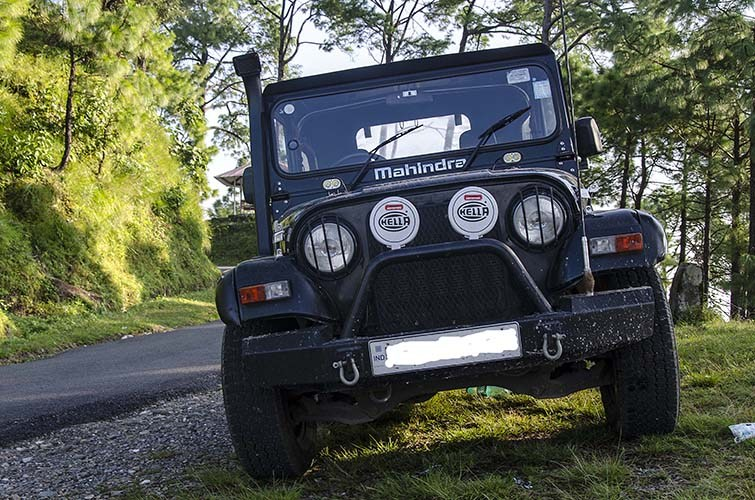 mahindra thar as family vehicle