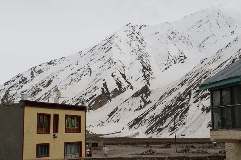 accommodation in zanskar valley