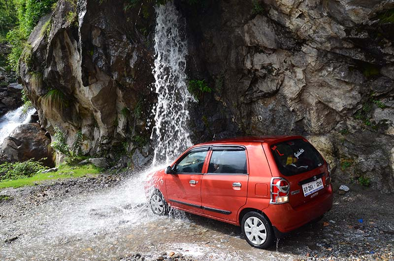 best car for spiti